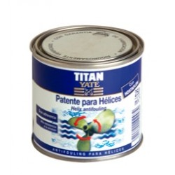 Patente Helices Titan Yate 250ml. Gris