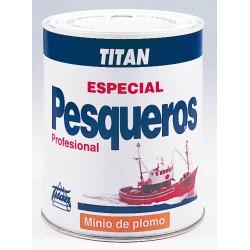 Minio Titan Pesqueros 4l.