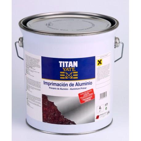 Imprimacion Titan Yate Aluminio