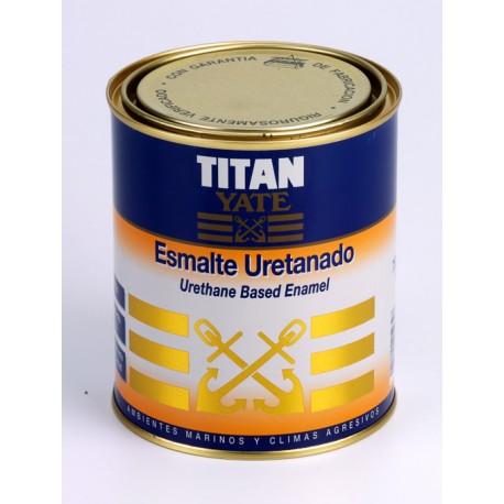 Esmalte Uretanado Titan Yate 750ml.