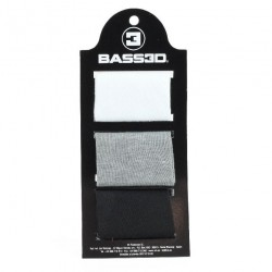 Pack 3 calcetines BASS3D Color