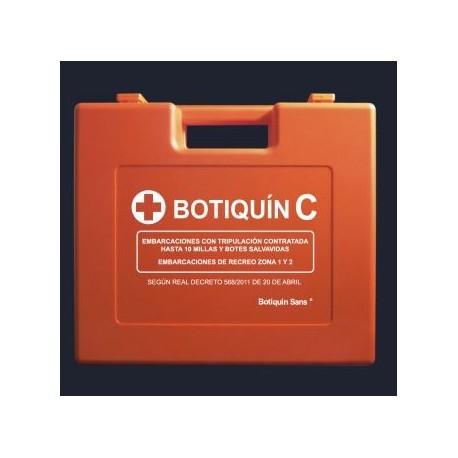 Botiquin Clase C