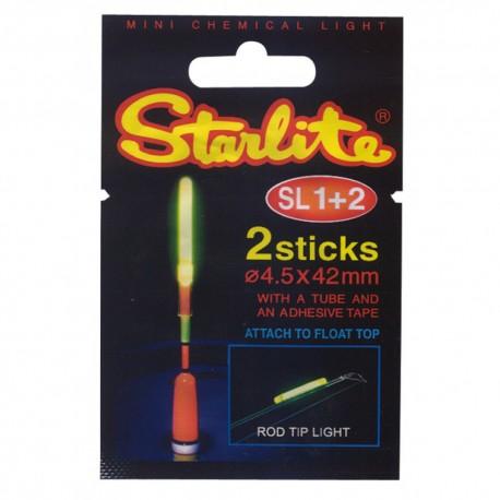 Caja Starlite SL1+2 - 50 Sobres x 2 luces