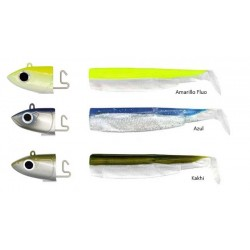 Vinilo Black Minnow 120 - 25g