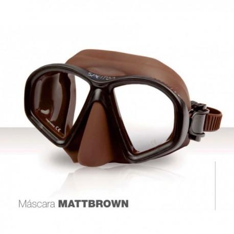 Mascara Spetton Mattbrown