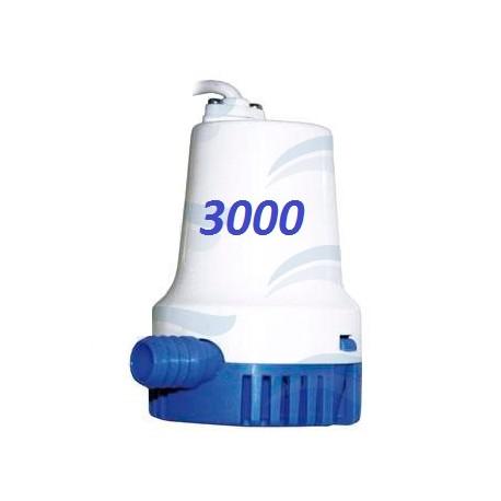 Bomba Achique 3000GPH