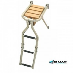 Plataforma de Baño + Escalera
