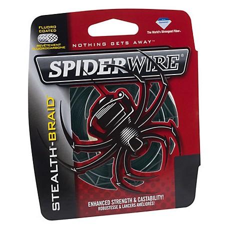 Hilo Trenzado Spiderwire Stealth-Braid 137m.
