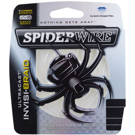 Bobina SpiderWire Invisi-Braid 0,20 - 110m.