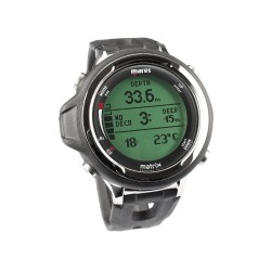 Reloj Mares MATRIX Black Recargable