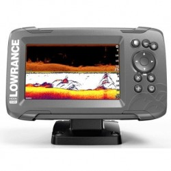 Sonda / GPS Plotter  Lowrance Hook2 5 + carta