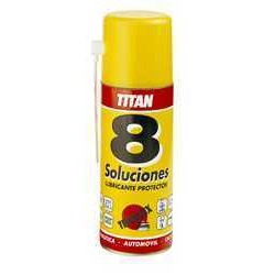 Lubricante Titan 8 Soluciones 200ml.