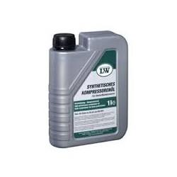 Aceite compresores aire respirable L&W 1L.