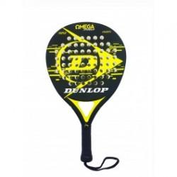 Pala padel Dunlop Omega Pro Yellow
