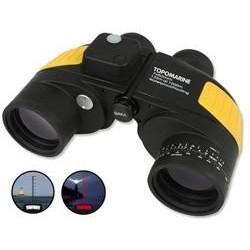 Prismaticos 7x50 WaterProof-Compas-Flotante