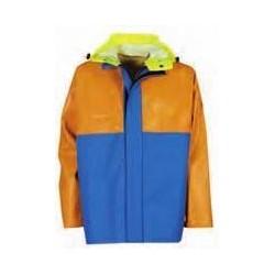 Chaqueta Guy Cotten CBD Amarillo/azul