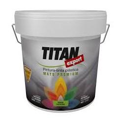 Pintura Plastica Titan EXPORT