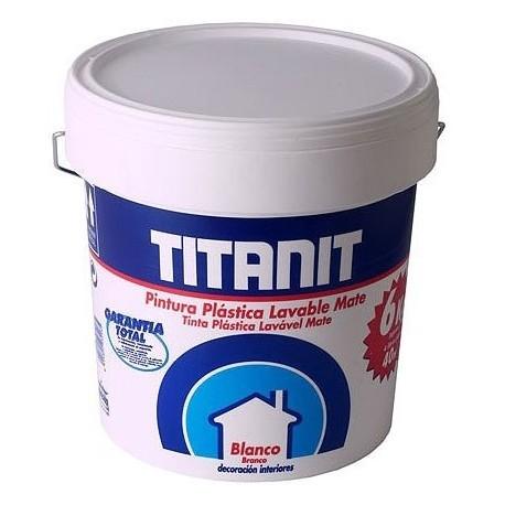 Pintura Plástica Titanlux Titanit Interior