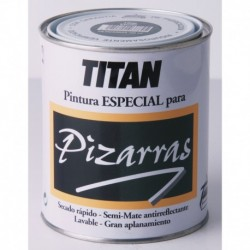 Pintura Titanlux Pizarras 750ml.