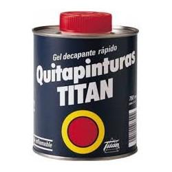 Quitapinturas Gel Titan